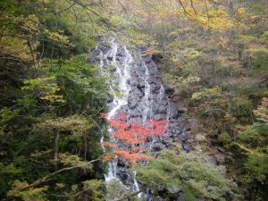 阿波の名所 布滝(のんだき)