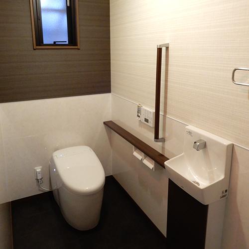 新築 トイレ